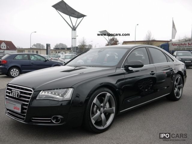 2011 audi a8 4 2 tdi quattro night vision sunroof massag car photo and specs. Black Bedroom Furniture Sets. Home Design Ideas