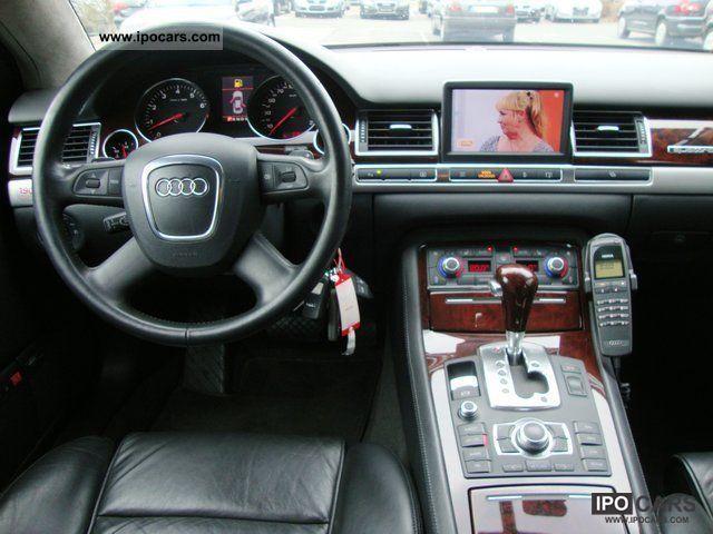 2006 Audi A8 6.0 quattro A8 long B6/B7 armor / security - Car Photo