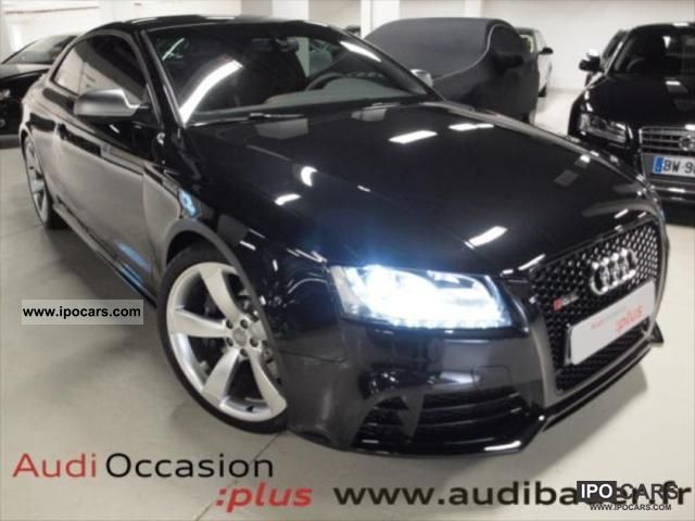 2011 Audi  A5 4.2 FSI RS5 Stro Off-road Vehicle/Pickup Truck Used vehicle photo