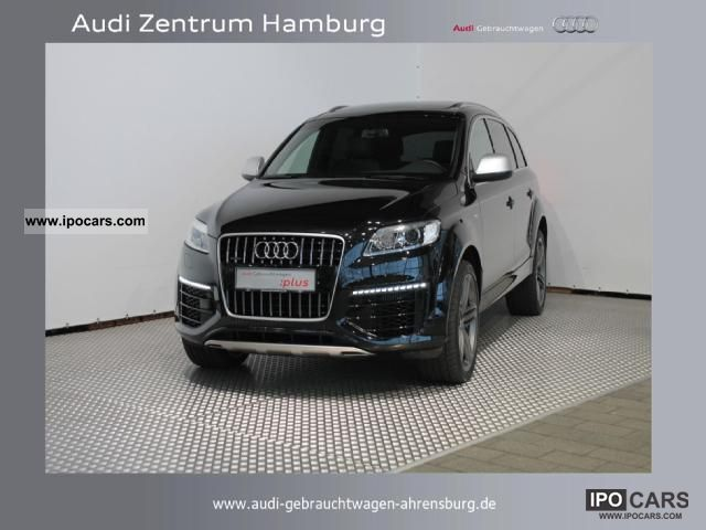 2009 Audi  Q7 V12 6.0 TDI Quattro Tiptronic Off-road Vehicle/Pickup Truck Used vehicle photo