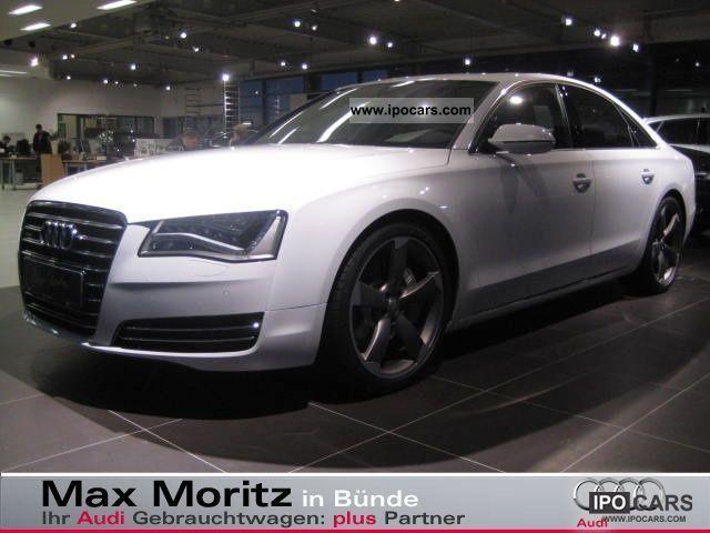 2011 Audi  A8 3.0 TDI LED/Navi/21 inch / el.SD Limousine New vehicle photo