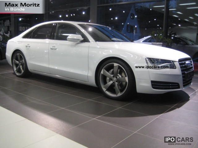 2011 Audi A8 30 TDI LEDNavi21 Inch ElSD Car Photo