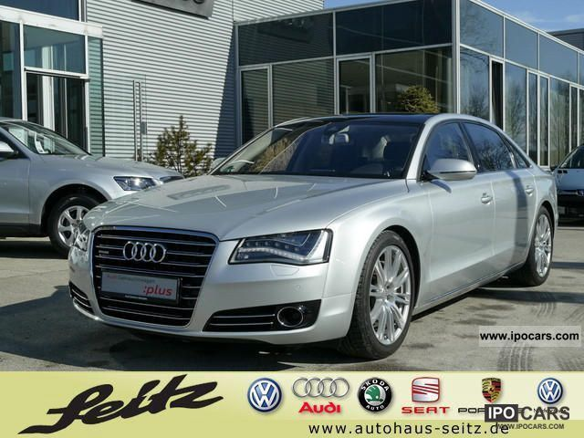 2011 Audi  A8 3.0 TDI long (DPF) Quattro Tiptronic Le Navi Limousine Used vehicle photo