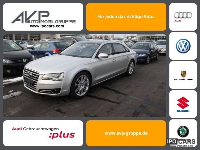 2011 Audi  A8 L 3.0 TDI Quattro * Long Version * Individual ** Limousine Used vehicle photo