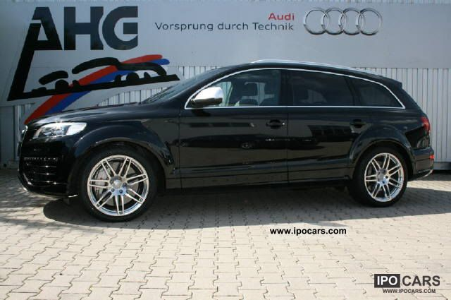 2010 Audi  Q7 V12 6.0 TDI quattro Off-road Vehicle/Pickup Truck Used vehicle photo