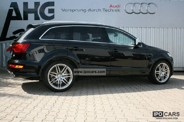 2010 audi q7 v12 6 0 tdi quattro car photo and specs. Black Bedroom Furniture Sets. Home Design Ideas