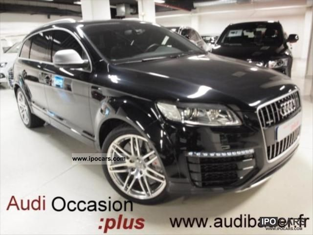 2008 Audi  Q7 V12 6.0 TDI DPF TTro 7PL Off-road Vehicle/Pickup Truck Used vehicle photo