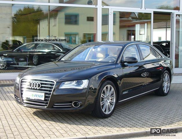 2011 Audi  A8 4.2 TDI Exclusive Long, B. &. O, RSE, SSD, Limousine Used vehicle photo