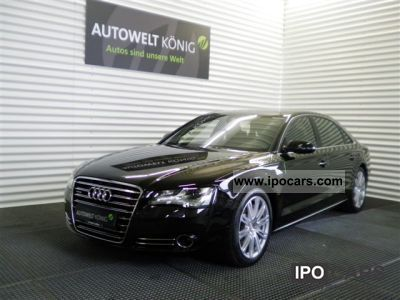 2011 audi a8 4 2 tdi quattro long neupreis 156 875. Black Bedroom Furniture Sets. Home Design Ideas