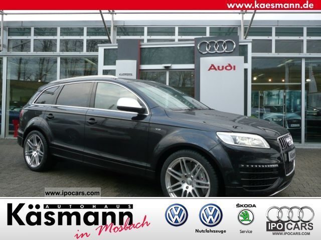 2011 Audi  Q7 V12 6.0 TDI quattro Bose glass roof, leather Off-road Vehicle/Pickup Truck Employee's Car photo
