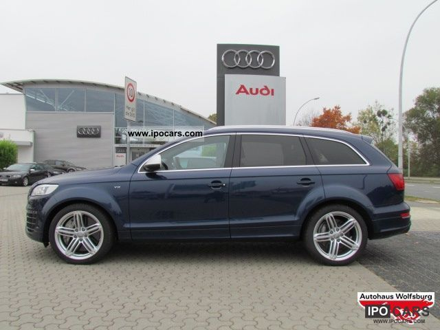 2010 audi q7 6 0 tdi quattro tiptronic car photo and specs. Black Bedroom Furniture Sets. Home Design Ideas