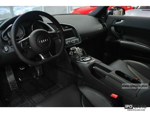 2010 Audi R8 4.2 quatro! Rewelacja! - Car Photo and Specs