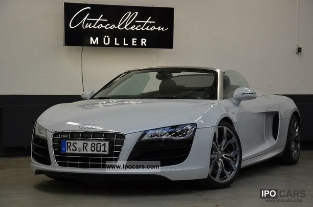 2010 audi r8 5 2 fsi quattro rent possible car photo and specs. Black Bedroom Furniture Sets. Home Design Ideas