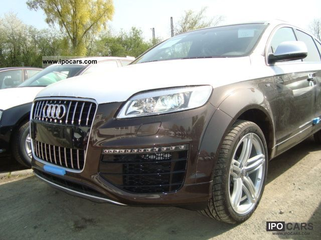 2011 Audi  Q7 V12 TDI 7 seats, rear seat, Standhzg., 21 \ Off-road Vehicle/Pickup Truck Used vehicle photo