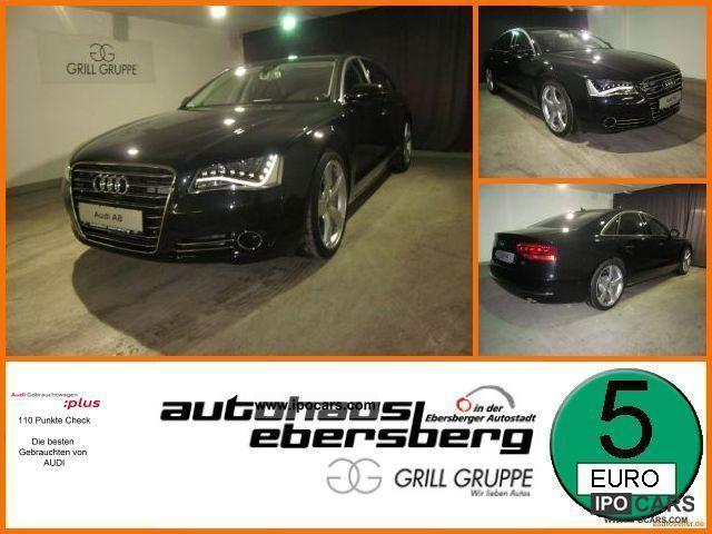 2011 Audi  A8 4.2 TDI quattro Saloon 258 (350) kW (PS) ti Limousine New vehicle photo