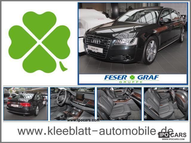 2011 Audi  A8 4.2 TDI quattro, Nachradar, air seats Limousine New vehicle photo