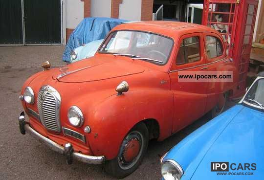 Austin  1200 Sumerset A40 1953 Vintage, Classic and Old Cars photo