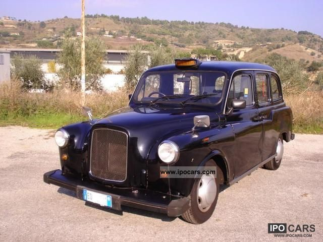 1996 Austin  Inglese Taxi, London Taxi Van / Minibus Used vehicle photo
