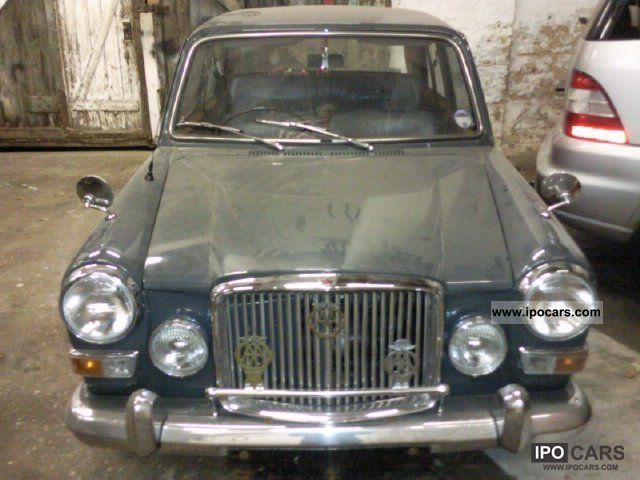 Austin  Vanden Plas Princess 1100, H-approval 1965 Vintage, Classic and Old Cars photo