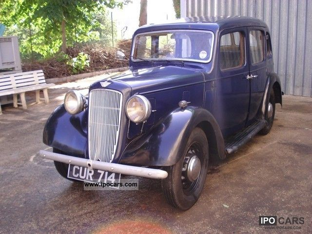 1937 Austin  CAMBRIDGE Limousine Classic Vehicle photo