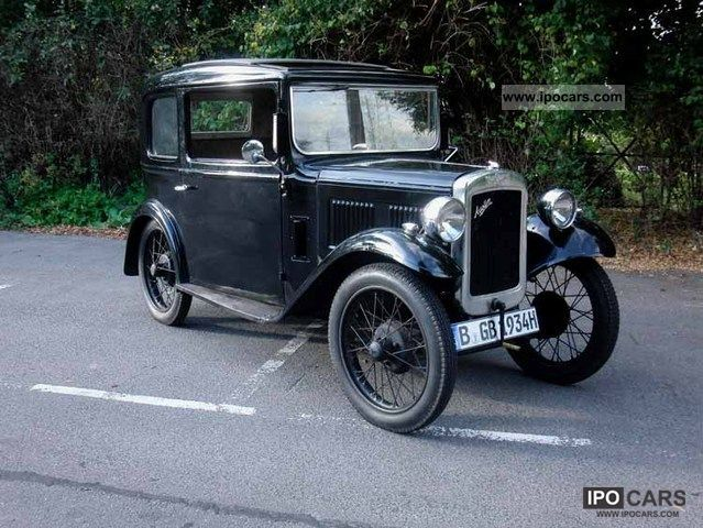 Austin  Seven 1934 Vintage, Classic and Old Cars photo