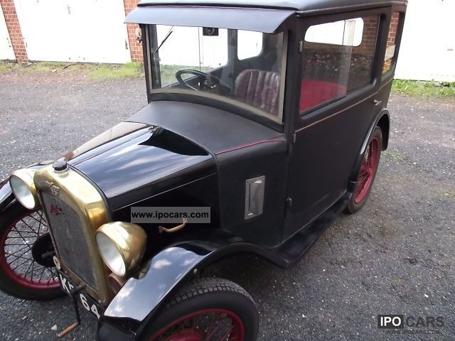Austin  Seven Type Saloon 1929 Vintage, Classic and Old Cars photo