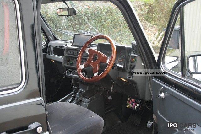 1996 Austin  FX4 Car Hire Estate Car Used vehicle photo