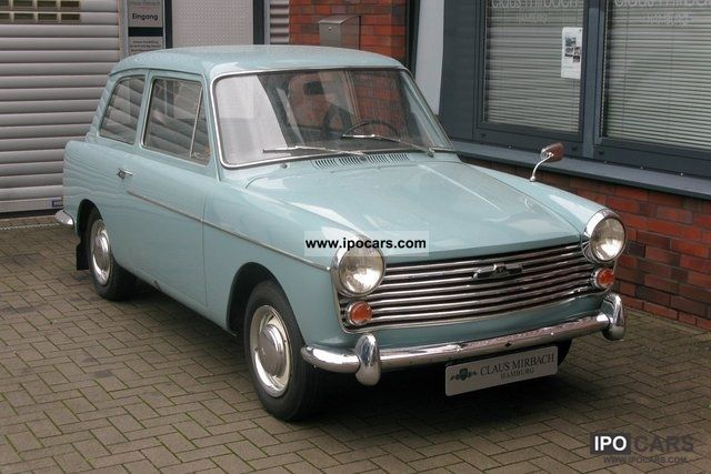Austin  A40 Futura 2 1962 Vintage, Classic and Old Cars photo