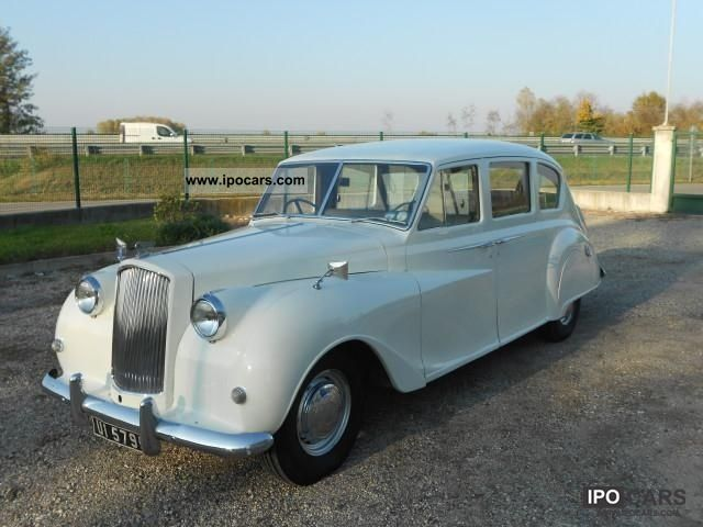 Austin  MK SALOON 1954 Vintage, Classic and Old Cars photo