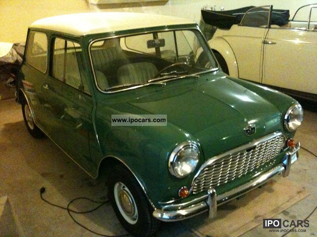 Austin  mini mk1 1965 Vintage, Classic and Old Cars photo