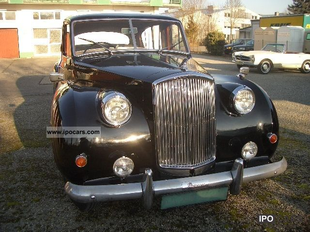 Austin  Princess Vanden Plas Limousine chauffeur DM 4 1960 Vintage, Classic and Old Cars photo