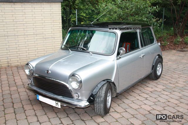 Austin  Mini Cooper S 1971 Vintage, Classic and Old Cars photo