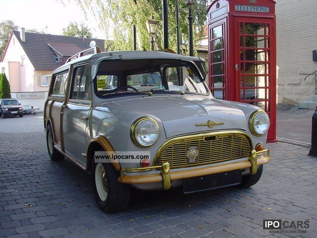 Austin  Mini Traveller Countryman * H Zul.perf.gehts not 1962 Vintage, Classic and Old Cars photo