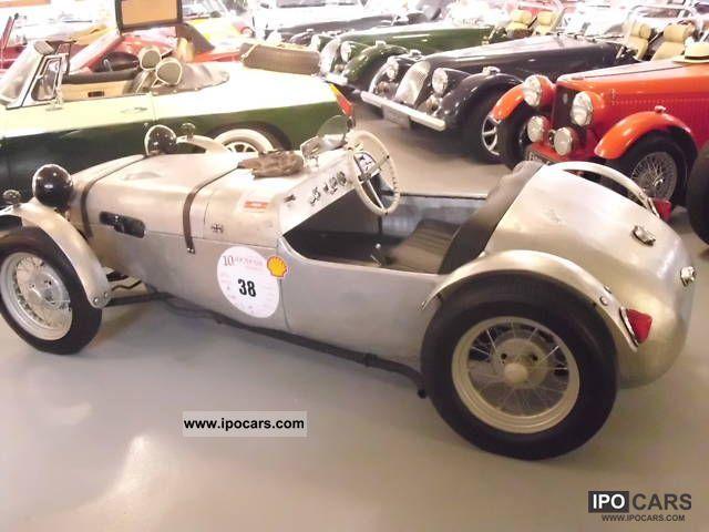 austin speedex  race car  years car photo