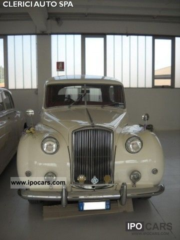 Austin  Princess MK 135 long-wheelbase limo 1950 Vintage, Classic and Old Cars photo