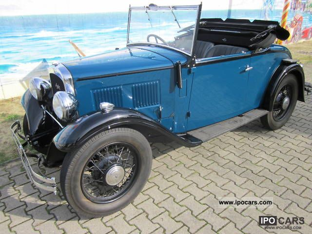 1933 Austin  10 Cabrio / roadster Used vehicle photo