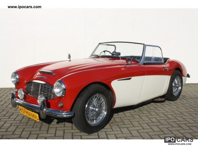 Austin  Healy 100-6 3000 1958 Vintage, Classic and Old Cars photo
