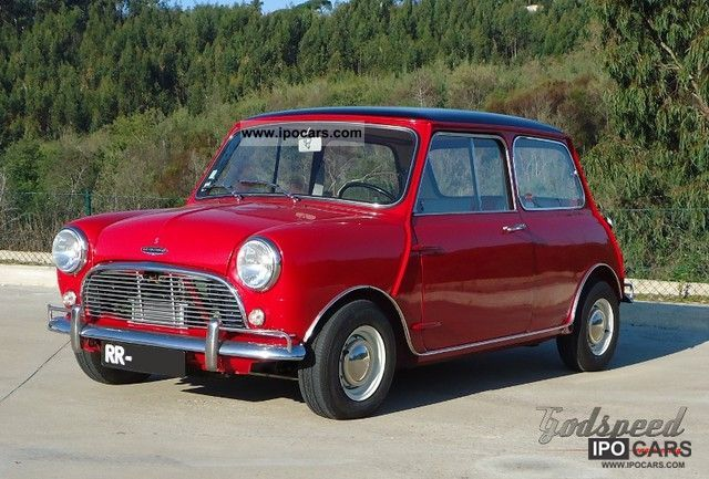 Austin  Cooper S 1968 Vintage, Classic and Old Cars photo