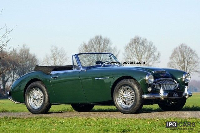 Austin  Healey 3000 Mk III Phase 1, 1964 1964 Vintage, Classic and Old Cars photo