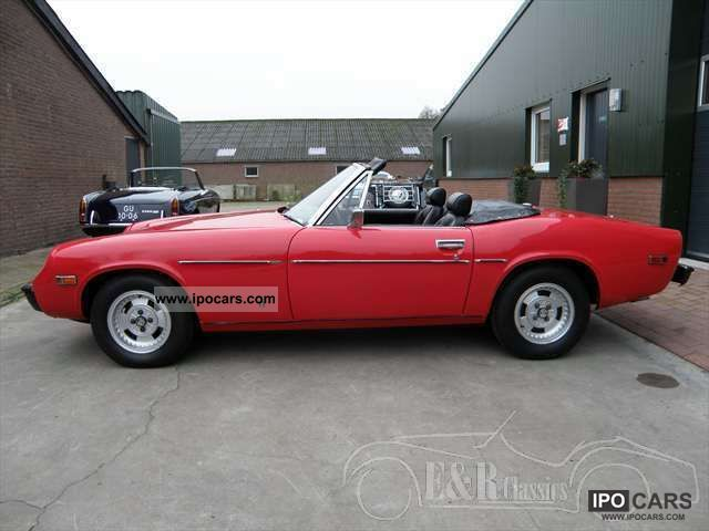 1974 Austin Healey  Jensen Healey 1974 2 ltr 152 ps Cabrio / roadster Classic Vehicle photo