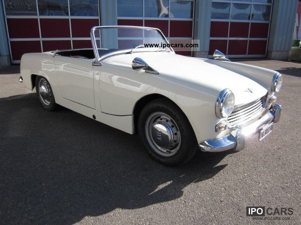 Austin Healey  1100 Austin Sprite 1963 Vintage, Classic and Old Cars photo