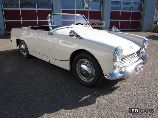 1963 Austin Healey  1100 Austin Sprite Cabrio / roadster Used vehicle photo