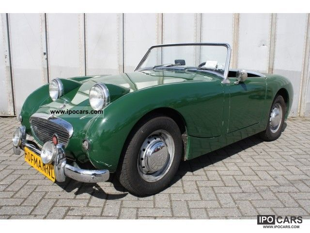 Austin Healey  Sprite MKI Frogeye 1961 Vintage, Classic and Old Cars photo