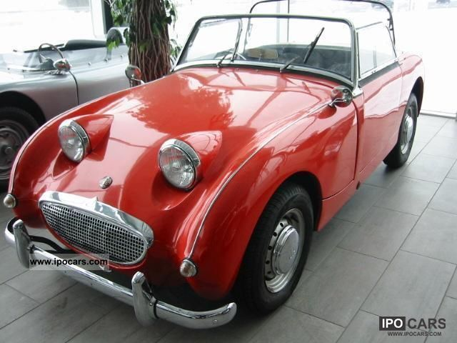 Austin Healey  Other SPRITE 1959 Vintage, Classic and Old Cars photo