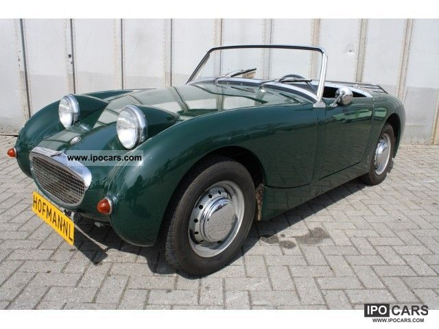 Austin Healey  Sprite MKI Frogeye 1960 Vintage, Classic and Old Cars photo