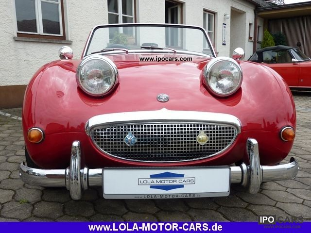 Austin Healey  SPRITE Mk I Frog - Frogeye 1959 Vintage, Classic and Old Cars photo