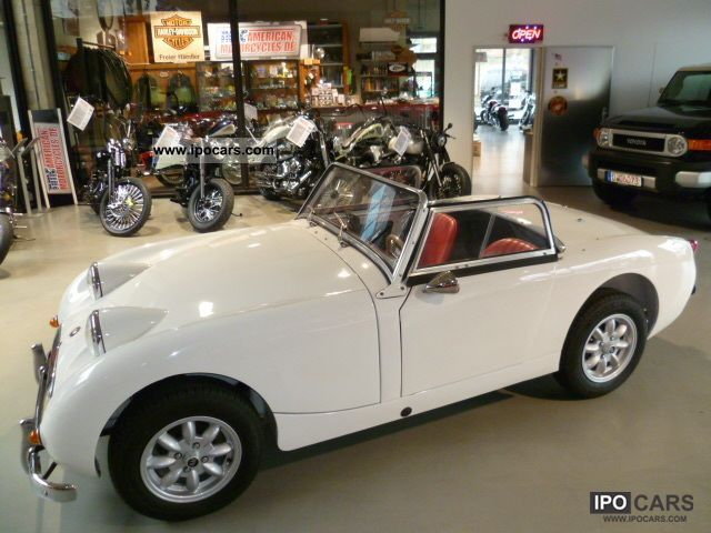 Austin Healey  Frogeye Sprite MK I (frog) Year .1959 H Kennzeic 1959 Vintage, Classic and Old Cars photo