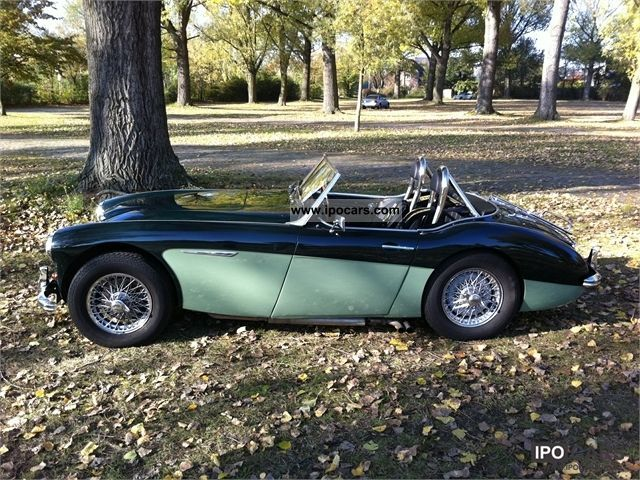 Austin Healey  3000 MK I 1960 Vintage, Classic and Old Cars photo