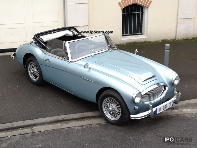 1963 Austin Healey  MK 2 BJ7 Cabrio / roadster Used vehicle photo
