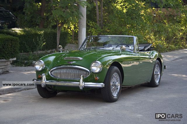 Austin Healey  Autres 1963 Vintage, Classic and Old Cars photo